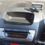 CK3100 in a Toyota Aygo