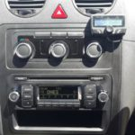 Parrot CK3100 in VW Caddy