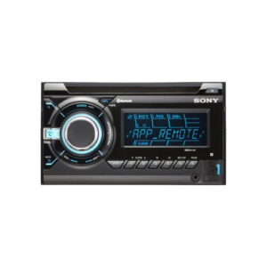 Sony Double Din WX-GT90BT