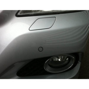 Flush mount parking sensors