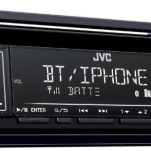 JVC KD-R891BT Car Radio