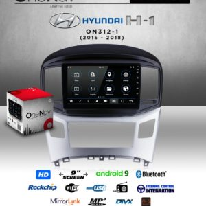 OneNav Android Car Radio - Hyundai H1