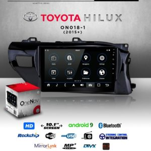 OneNav Android Radio for Toyota Hilux