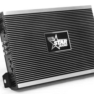 The Starsound 4CH Hazard Amplifier