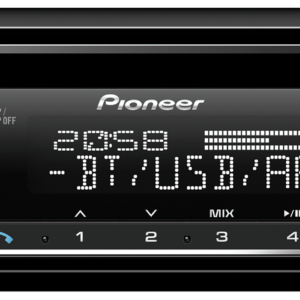 Pioneer DEH-S5150BT CD & Digital Media Receiver & Dual Bluetooth