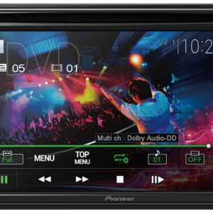 Pioneer AVH-G215BT 6.2 inch DVD AV Receiver + Bluetooth